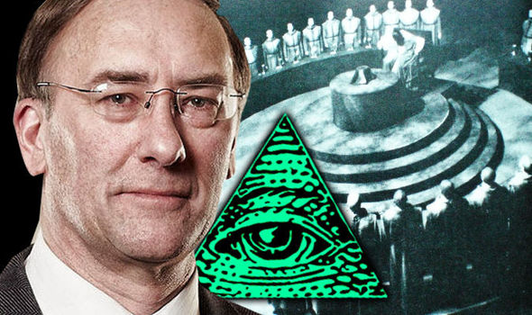 The 'Illuminati' is REAL and trying to take over our world claims former politician 34