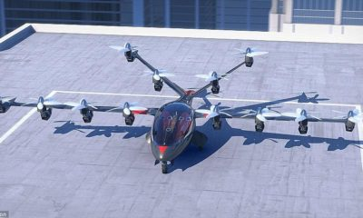 The New Flying Taxi Of The Future 93