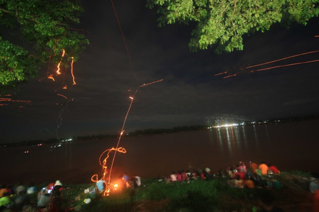 The Unexplained Phenomenon of Mekong Lights 8