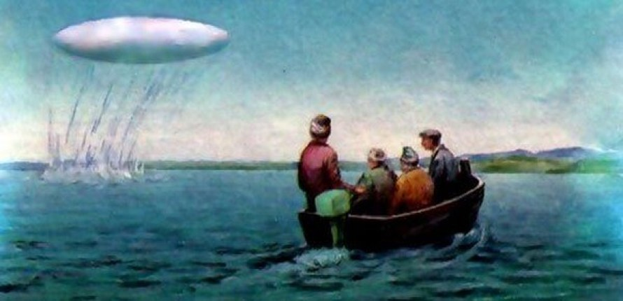 USO – What Are Unidentified Submerged Objects? Under-waters UFOs? 98