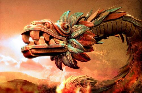 """Was Quetzalcoatl An Extraterrestrial? Here's How Mesoamerican """"Mythology"""" Described Him 8"""