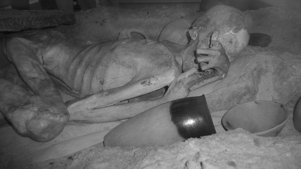 Earliest Ancient Egyptian Tattoos Found on Mummies 86