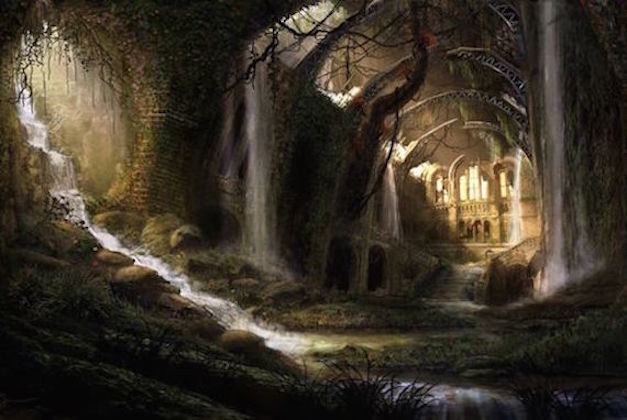 Tales of mysterious underground civilizations 3