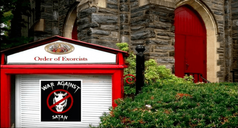 Exorcists go online as Vatican faces mounting demand 1