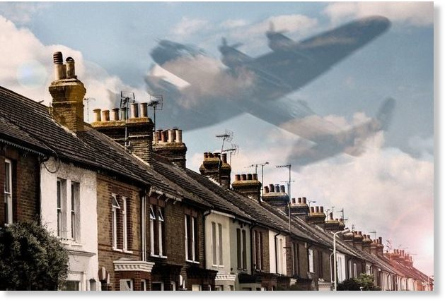 Independent witnesses report silent ghost plane over Ripley, UK which 'turned the sky dark' 86