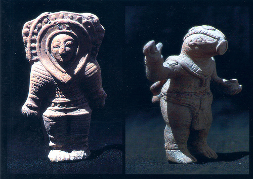 Visits From Ancient Astronauts Recorded By Indigenous Tribes 6