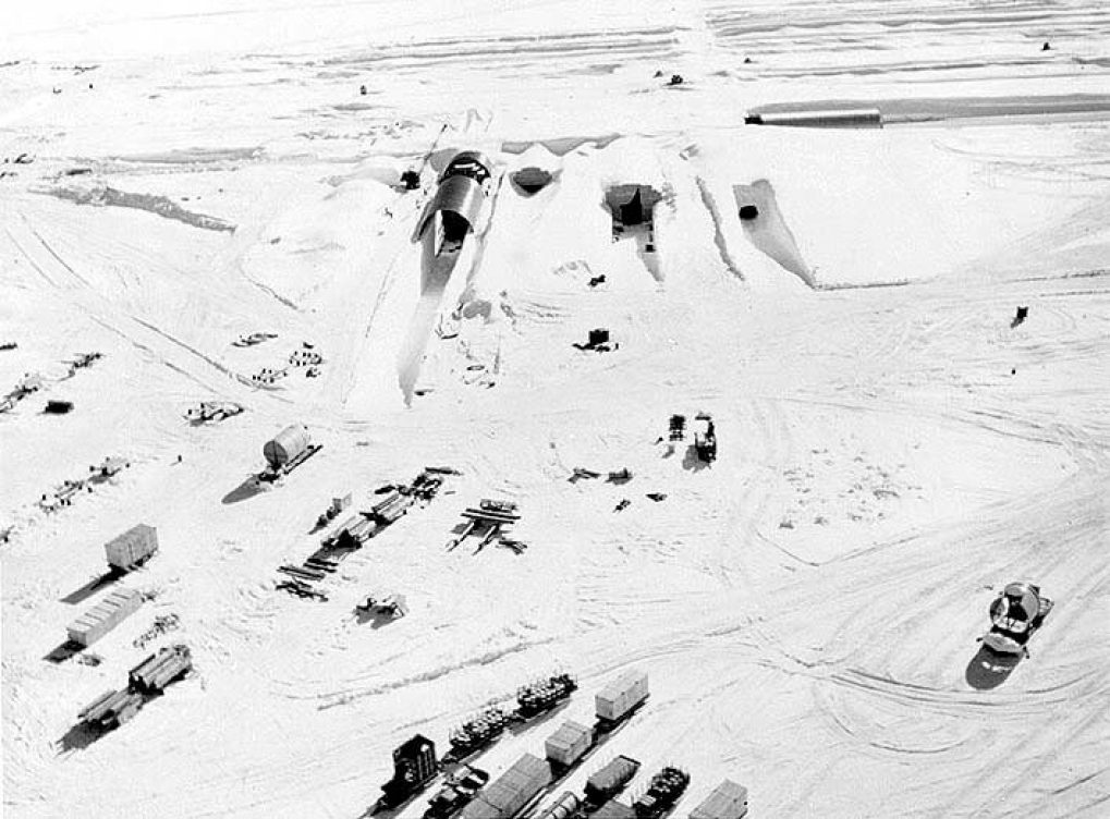 America's Secret Ice Base Won't Stay Frozen Forever 96