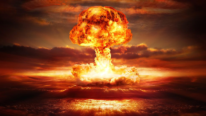 Nuclear War In Ancient Times 13