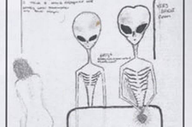 MoD took alien abduction of Scots duo seriously, according to secret file 90
