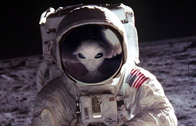NASA release full Apollo mission transcripts which reveal alien sightings 3