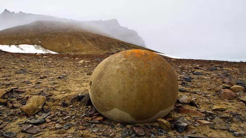 """300 Million Yr Old """"Cannon Balls"""" Found All Over Earth? 86"""