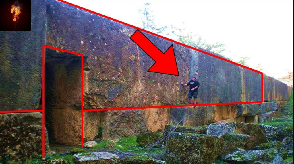 """Gornaya Shoria - The Largest """"Man-Moved"""" Stones On Earth? 86"""