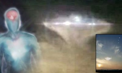 Pleiadian Ufo Photographed Over Italy Goes Viral 101