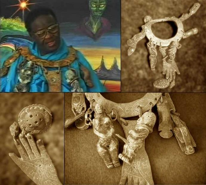 Visits From Ancient Astronauts Recorded By Indigenous Tribes 7
