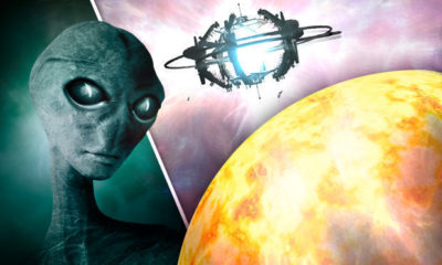 'ALIEN megastructure' deep in space stuns scientists by suddenly plunging into DARKNESS 98