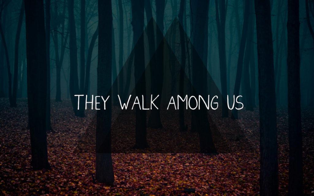 They Walk Among Us 5