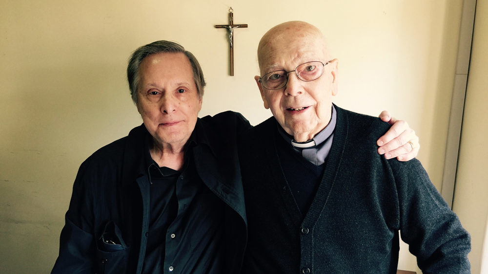 Director of 'The Exorcist', William Friedkin, on his new documentary 'The Devil and Father Amorth' 8