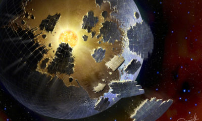 Astronomers search for alien megastructures in satellite data 94