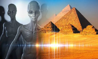 The Speed of Light is Clue Pyramids Were Built by Aliens, Researcher Claims 93