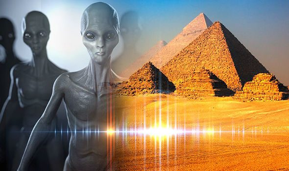 The Speed of Light is Clue Pyramids Were Built by Aliens, Researcher Claims 12