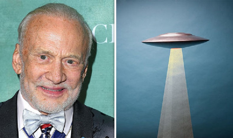 Astronaut Buzz Aldrin Passes Lie Detector Test About Alien Encounter 52