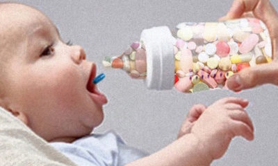 Over 8 Million U.S. Children Now On Psychiatric Drugs 93