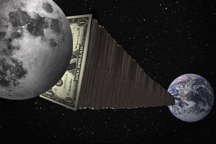 Global Debt is Now an Insane $164 Trillion, but Who Exactly Do We Owe? 1