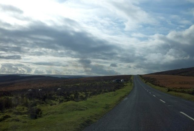 Nine of the Most Haunted UK Roadways  1
