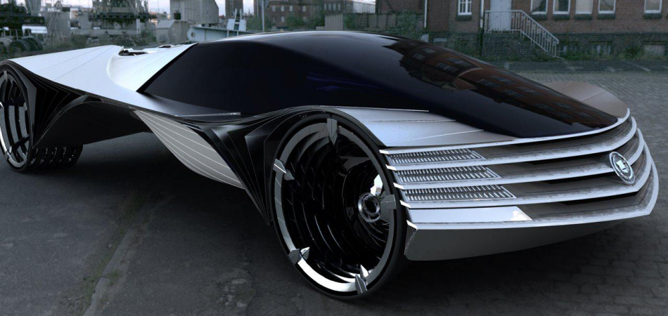 The Thorium Car Runs For 100 Years Without Refueling 3