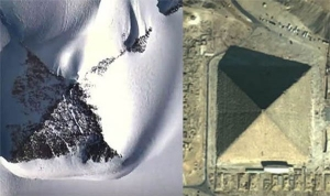 Third Snowy Pyramid Recently Discovered in Antarctica Could Rewrite History 92