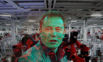 Musk Admits Automation At Tesla Factory Was a Bad Idea 103
