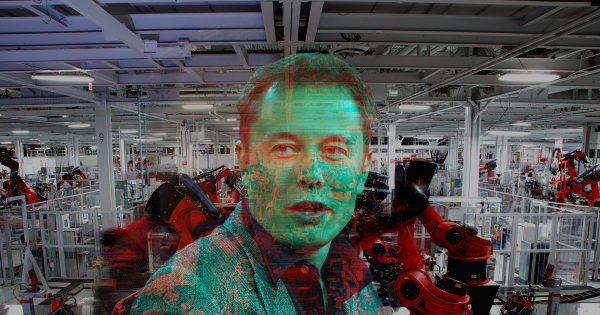 Musk Admits Automation At Tesla Factory Was a Bad Idea 27