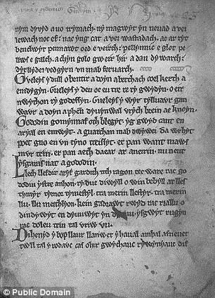 Ancient texts suggest the town the legendary King Arthur comes from 7