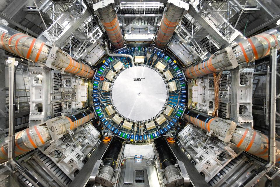 Sceptics were worried the Hadron Collider would create man-made black holes