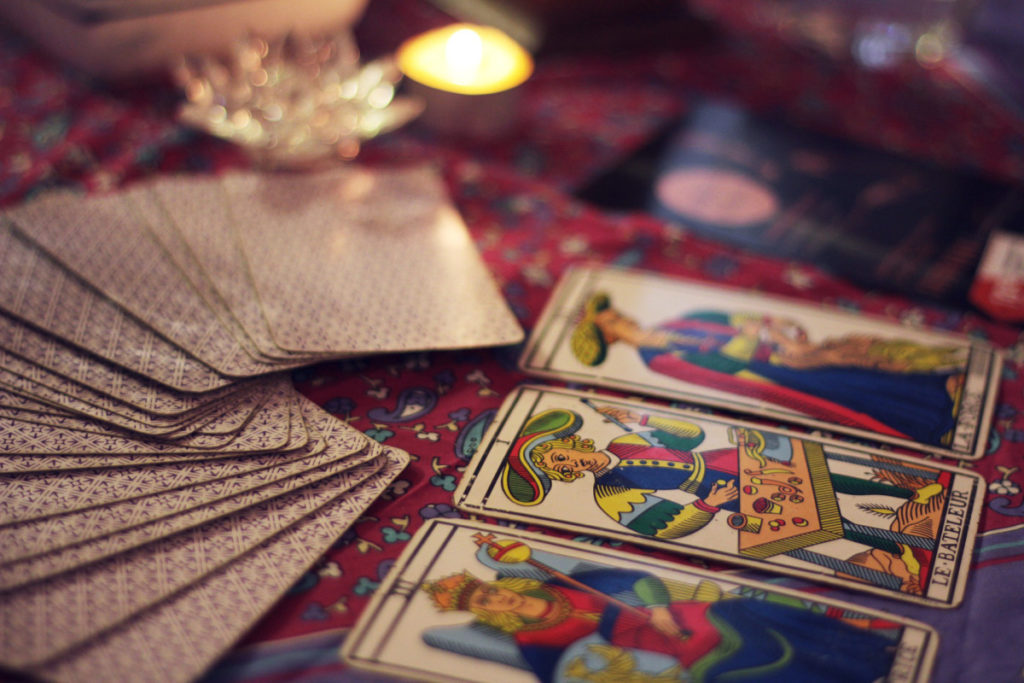 Quantum Physics, Synchronicity, and the Tarot 1