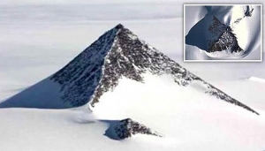 Third Snowy Pyramid Recently Discovered in Antarctica Could Rewrite History 91