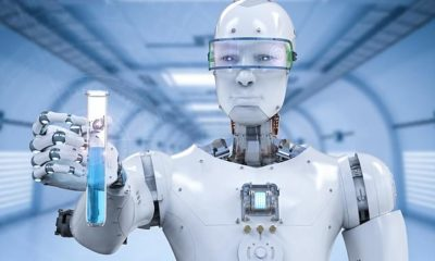 Robots are learning to conduct their OWN science experiments in an attempt to outdo humans 96