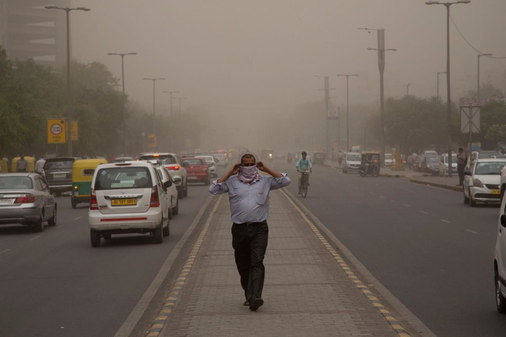 Why This Dust Storm in India Turned Deadly 1