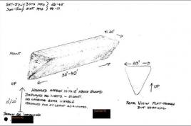 US Govt Recovered Materials from UFO's, Officials Admit: they are Stored Here 47
