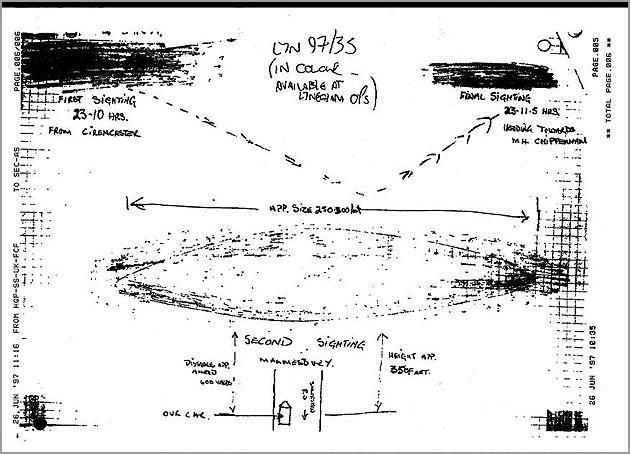US Govt Recovered Materials from UFO's, Officials Admit: they are Stored Here 52