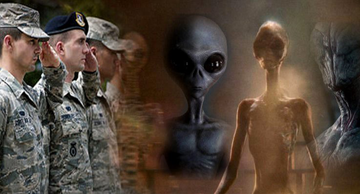 Face-to-face meetings are being held between US officials and Extraterrestrial Races 11