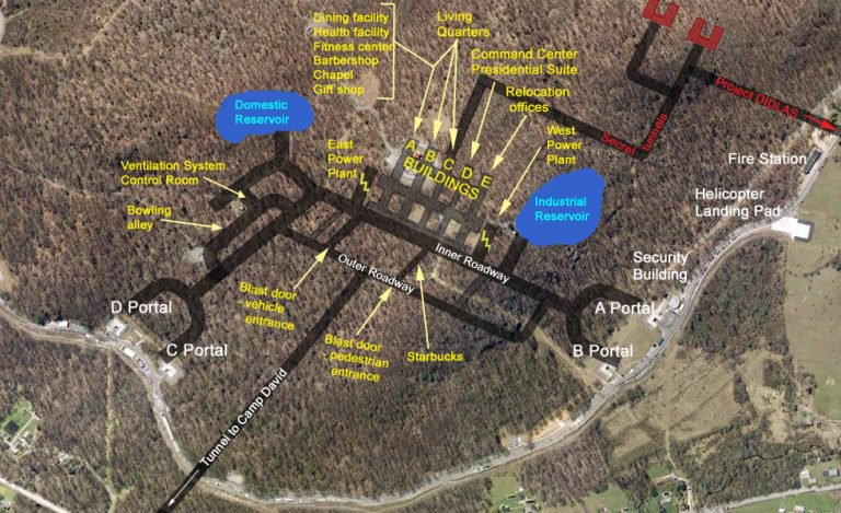 Someone Accidentally Uncovered A Secret Government Facility And The Photos Reveals Everything 51