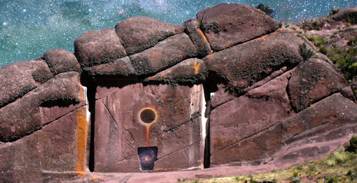 """The mysterious """"Gate of the Gods"""" of Hayu Marca, Peru: A Star Portal 9"""