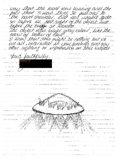 US Govt Recovered Materials from UFO's, Officials Admit: they are Stored Here 58