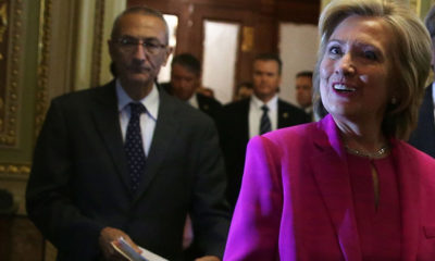 Hillary Clinton would've declassified UFO information? 90