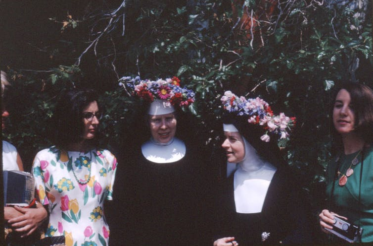 How a group of California nuns challenged the Catholic Church 7