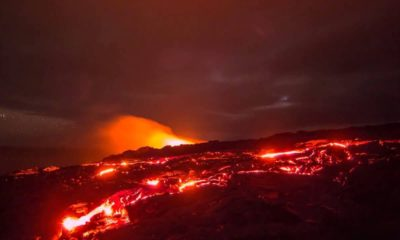 'Explosive Eruption' at Hawaii's Kilauea Volcano Sending Plume Of Ash 30,000 Feet Into Sky 93