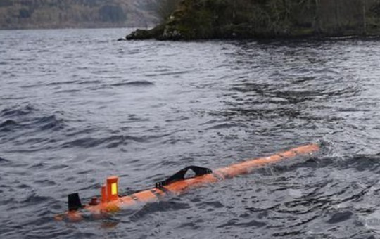 Monstruo Lago Ness Loch River