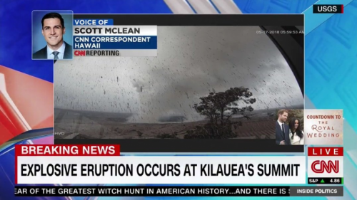 'Explosive Eruption' at Hawaii's Kilauea Volcano Sending Plume Of Ash 30,000 Feet Into Sky 22