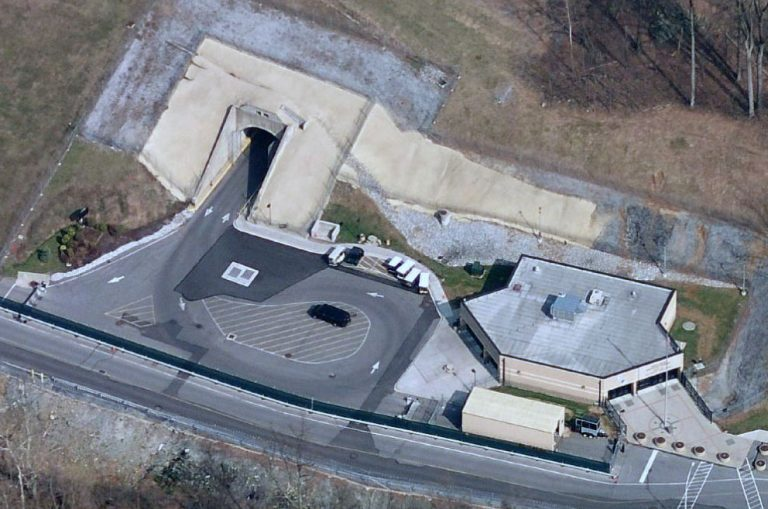 Someone Accidentally Uncovered A Secret Government Facility And The Photos Reveals Everything 45